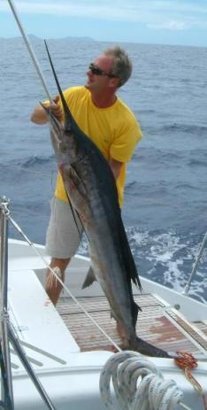 Pêche au gros espadon