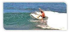 Catamaran et surf