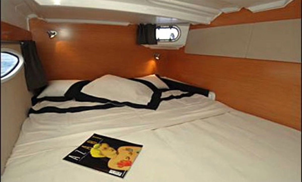 mahé 36 - cabine double