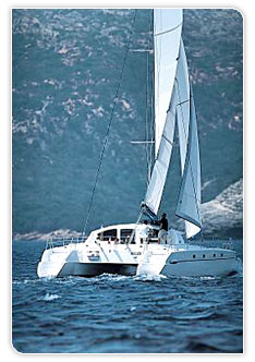 Convoyage catamaran France Antilles