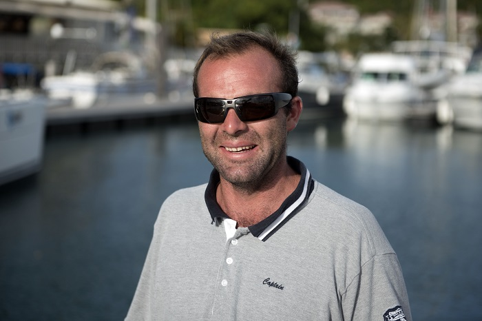 Victor - capitaine