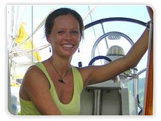 Floriane équipage location catamaran