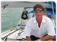 François skipper de catamaran de location