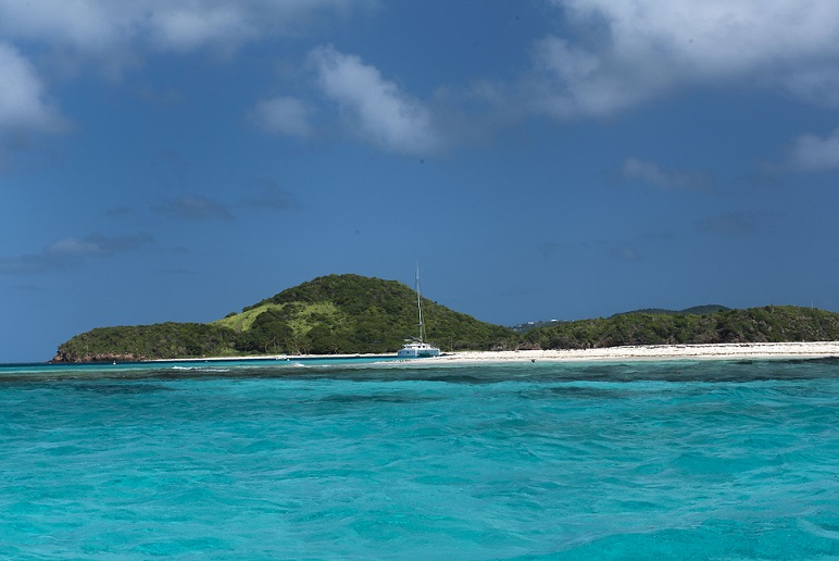 catamaran aux Grenadines