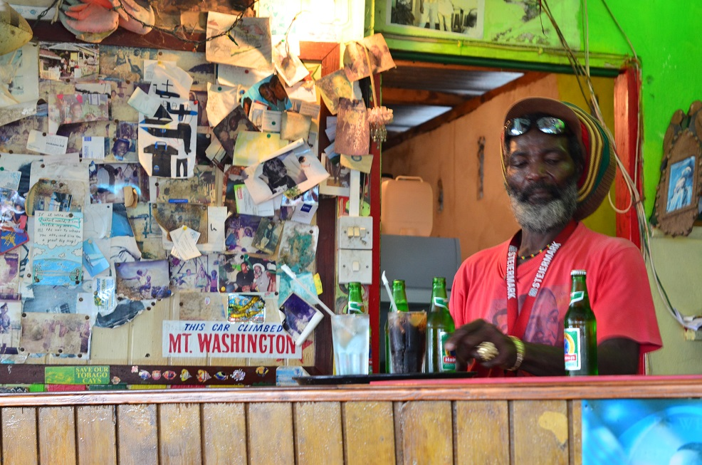 Grenadines - bar