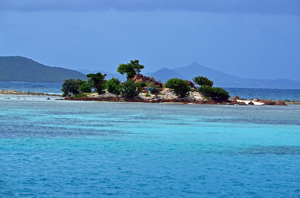 Grenadines - Frenly Island