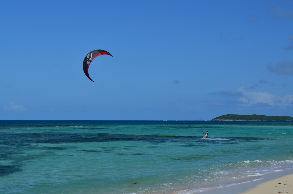 kite grenadines
