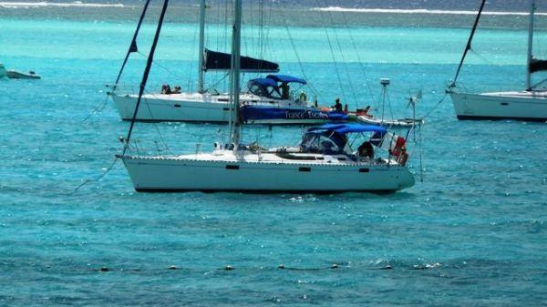 Croisiere catamaran Antilles : Martinique et Grena