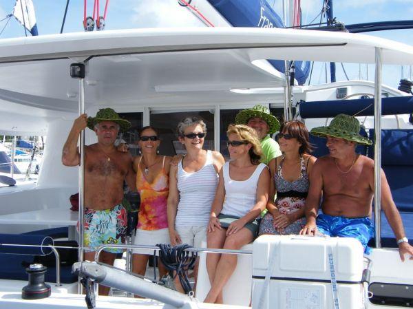 Croisiere catamaran Antilles : Une belle expérienc