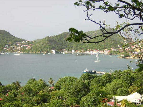 Croisiere en Guadeloupe à bord d' AMADEUS III