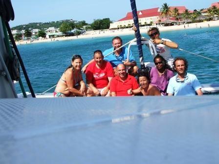 vacances croisiere catamaran grenadines