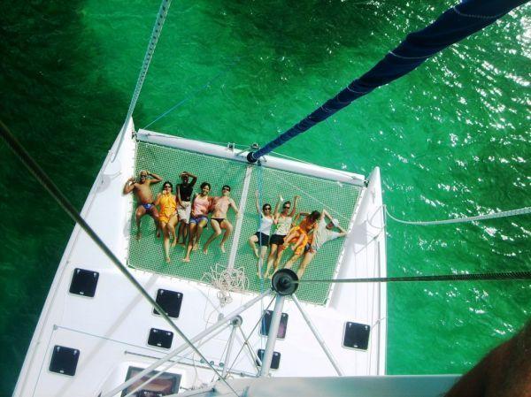 Croisiere catamaran Antilles : A bord du Nautitech