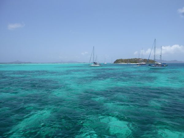 Vacances catamaran avec équipage