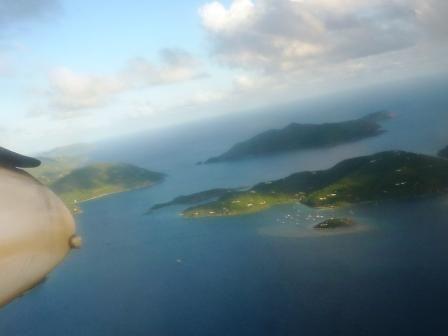 Croisiere aux îles Vierges BVI