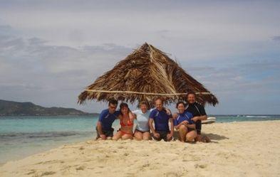 Croisiere catamaran Antilles : Mars 2009