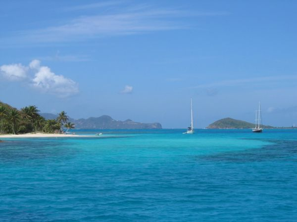 Grenadines - Tobago cays