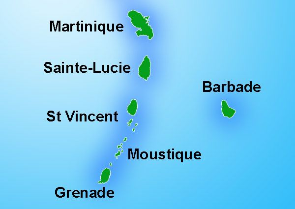 Martinique Grenadines