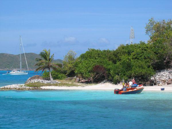 croisière en catamaran au grenadines