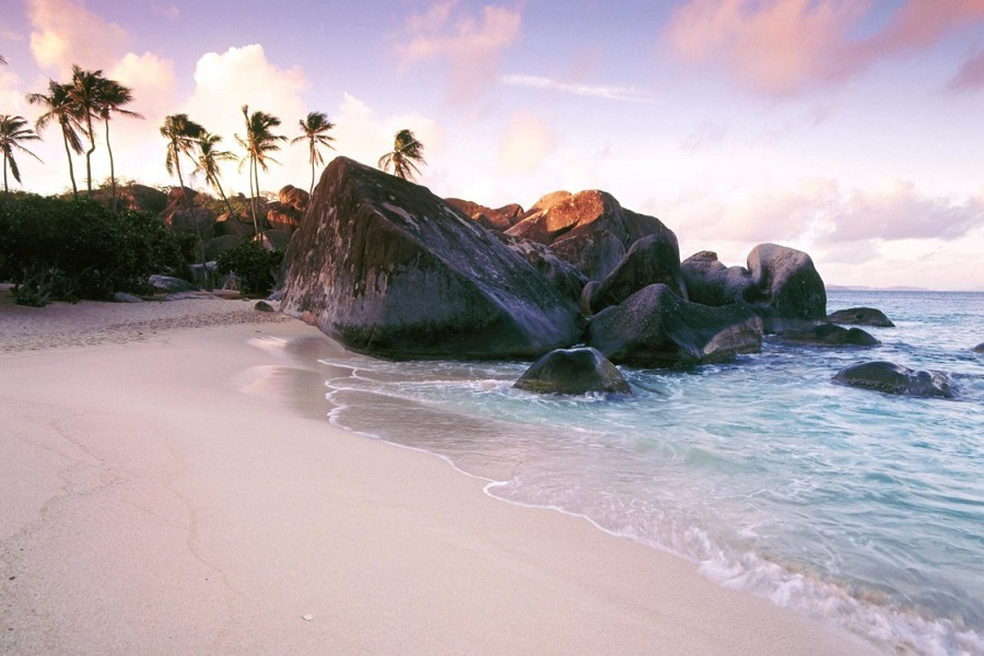 Les Baths BVI